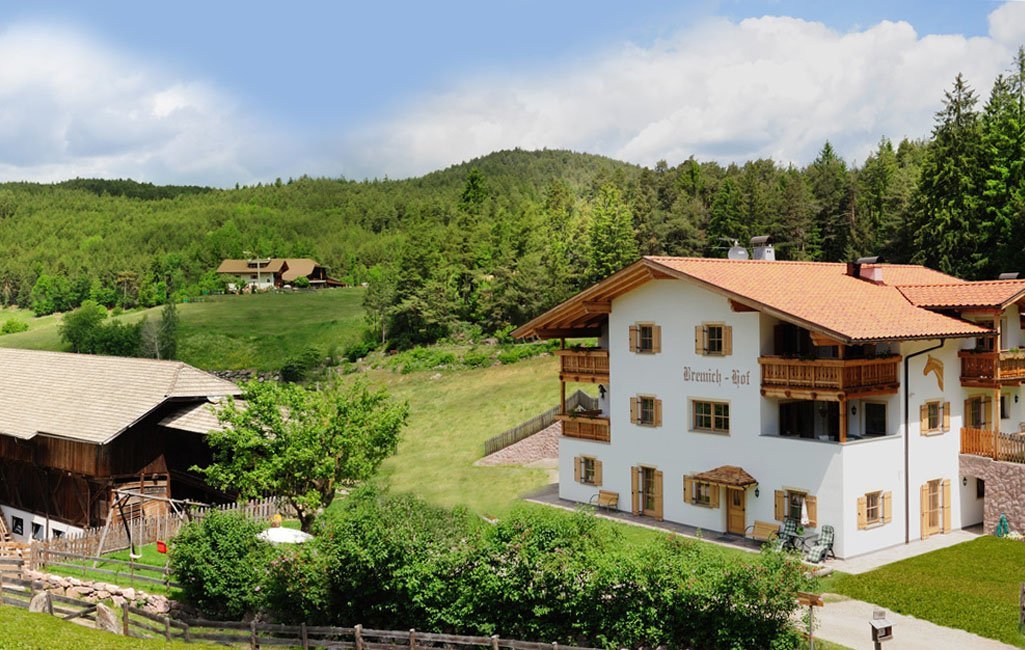 Urlaub auf dem Bremichhof / Dolomitenurlaub in Südtirol