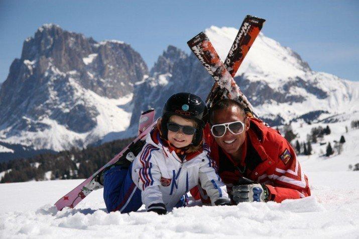 Skigenuss vom Feinsten – Ihre Ferien in den Dolomiten